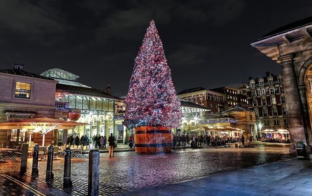 Christmas London Date Ideas
