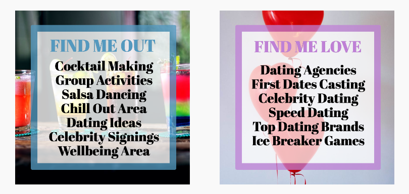 Ideas for speed dating games